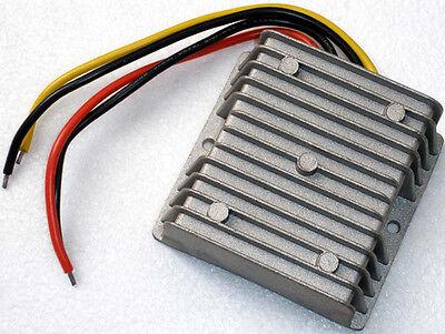 Waterproof Dc-dc Voltage Stabilizer 8-40v To 12v 10a 120w Power Supply Regulator
