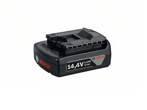 Original Bosch Akku 2607336799 GBA 14,4 V 1,5 Ah M-A Li-Ion , für GSR 14,4-2-Li