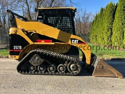 2006 Cat 257b Skid Steer