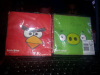 Angry birds party stuff