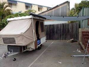 Cheap Camper Trailer With Camping Gear Mosman Park Cottesloe Area Preview