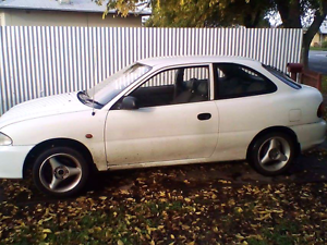X3 series hyundai excel 500 or swap for commie Mount Gambier Grant Area Preview