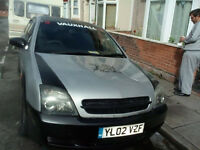 vauxhall vectra car for swaps ovno