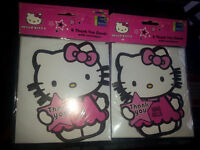 4 packs of hello kitty thank you cards