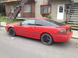 Ford probe gt turbo 89