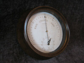 Weather barometer
