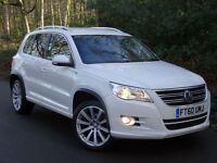 2011 60 Volkswagen Tiguan 2.0TDI (140ps) 4Motion R Line..HIGH SPEC!!