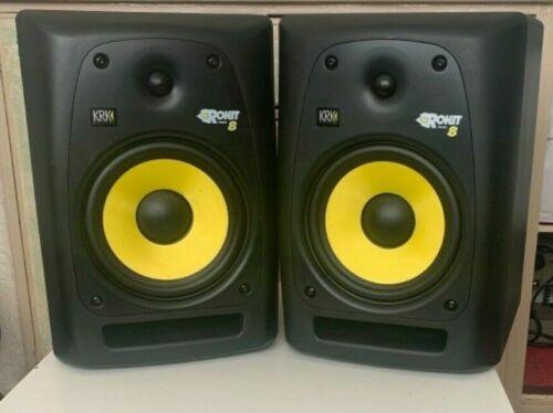 KRK Rokit 8 Generation 2 Monitor Speakers (Single)