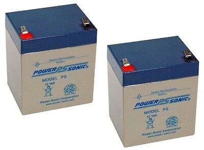 Flymo Sabre Cut 24v Replacement Batteries 2x 12v Sealed Lead Acid Battery Pack