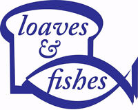 LOAVES & FISHES:  FOOD DONATIONS NEEDED
