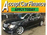 Mercedes-Benz C180 1.8 Blue F 7G-Tronic 2011MY Sport FROM £67 PER WEEK