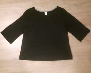 Chandail manches ¾ ESSAYE Top with ¾ sleeve