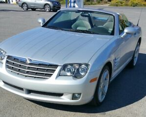 Immaculate 2007 Chrysler Crossfire Convertible 5500km