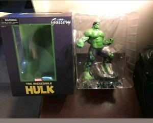 Incredible Hulk Marvel Gallery statue