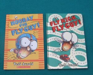 Fly Guy Book Collection (5 books)