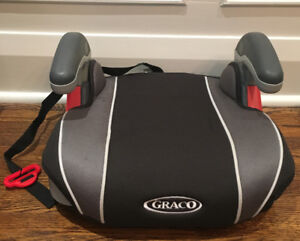 Graco No Back TurboBooster Car Seat