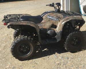 Yamaha Grizzley ATV