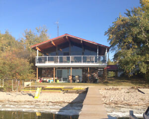 Beautiful Lakefront Living in Bonnyville Ab