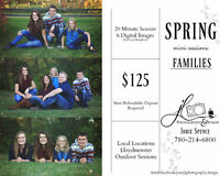 Family Mini Photography Session- JL Photography & Design