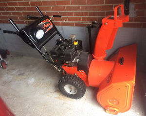 "Ariens 927LE Two-Stage (27"") 9-HP Snow Blower"
