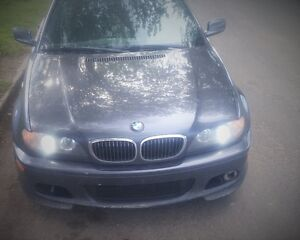 sold 2006 BMW , leather seats 325 CI with free 6 months warranty