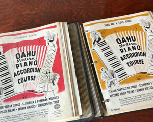 piano and accordion lessons