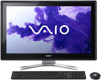 "23"" Sony Vaio L-Series All-in-one Touchscreen"