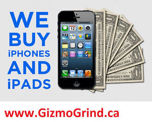 Used and Broken iPhones and Androids__GizmoGrind Pays The Fastes