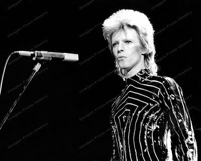 8x10 Print David Bowie Costumed Icon #DB72