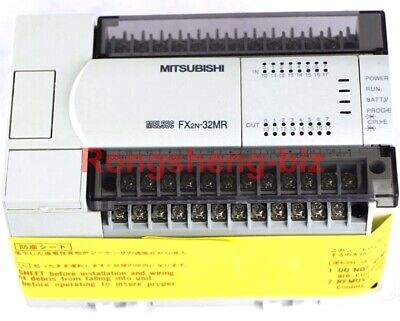 1pc Mitsubishi Plc Fx2n-32mr-esul 8000steps Program Capacity Plc New In Box
