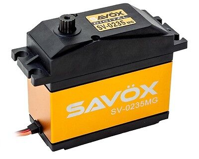 Savöx SV-0235MG Digital-Servo Großmodelle - Savox