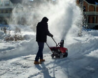 Residential Snow Removal - Oshawa / Courtice / Bowmanville