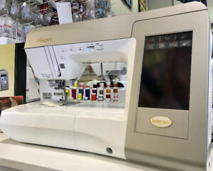 Used Baby Lock Sewing & Embroidery Machine - The Ellageo