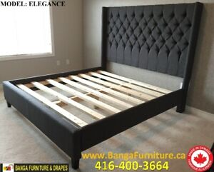 BED FRAME & MATTRESS FACTORY OUTLET!