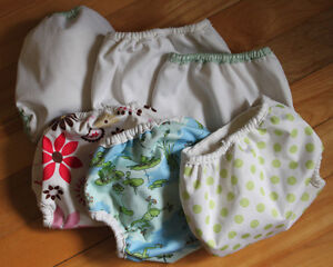 Cloth diapers West Island Greater Montréal image 2