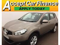 Nissan Qashqai 1.5dCi 2WD Acenta FROM £36 PER WEEK !
