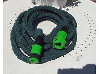 Garden Hose Pipe 50ft - Koyoso Expandable - BRAND NEW WITH BAG