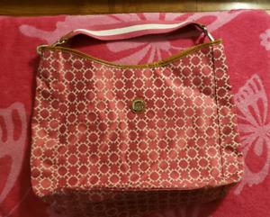 Pink Tommy Hilfiger purse