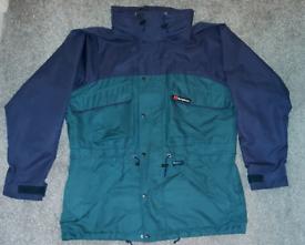 Berghaus Aquafoil Quattro I.A. Jacket - Vintage 80s - Size Medium