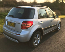 image for 2008 Suzuki SX4 1.6 Automatic 1 Year mot 5DRS, FSH, 66K £1600