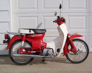 Looking for Honda C70 Passport parts