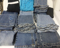 Jeans fillette 4 ans