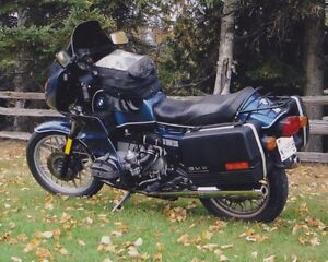 BEAUTIFUL 1984  BMW MOTORCYCLE  FOR SALE