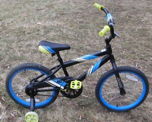 Huffy Rockit bike with 18 inch tires