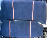 Vovo 242 GT rear seat set, nice condition