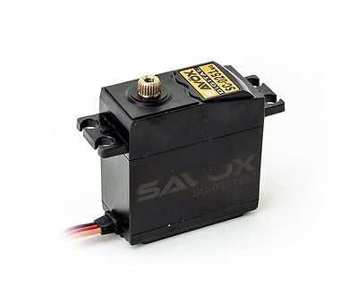 Savöx SC-0251MG Digital Servo - Savox