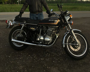 Honda Cb 750 New Used Motorcycles For Sale In Ontario From