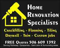 HRS Home renovation specialists