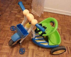 beau vélo pour enfants de 2 à 4 ans