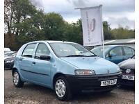 2001 Fiat Punto 1.2 5dr
